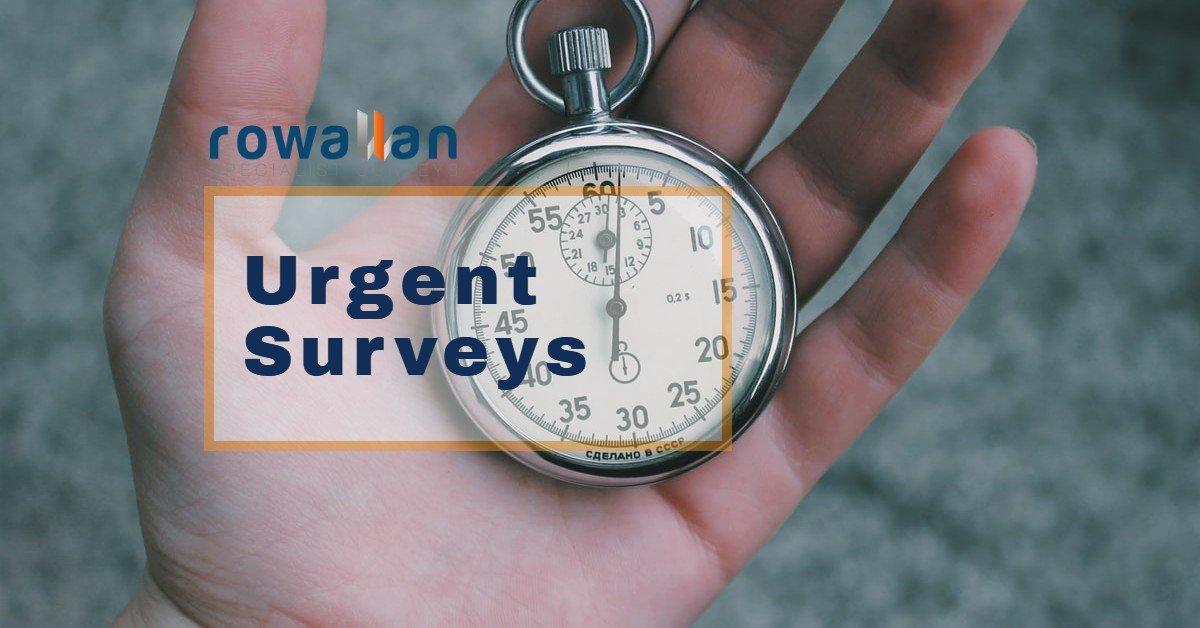 Urgent Survey