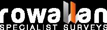 Rowallan logo white